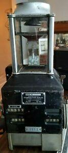 Johnson Fare Box,Bus Trolley Street Car Coin/Ticket Machine, Americana, 1914