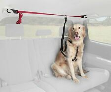 Vehicle Zip Line System For Dogs Truck Bed Cargo Area Backseat Car Travel Safety