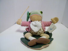 BEATRIX POTTER'S MR. JEREMY FISHER SOFT MUSICAL PLUSH FROG