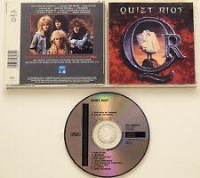 Quiet Riot-QR (1988, ORIGINALE, CBS/Pasha) Paul Shortino, Stay With Me Tonight