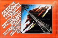 Creedence Clearwater Revival Concert Poster Randy Tuten Signed Fillmore West ...