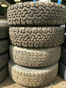 Ssanyong Kyron alloy wheels