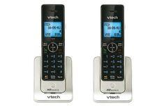 2 x Vtech DECT 6.0 LS6405 Accessory Handset for LS6425 LS6475 LS6426 LS6476