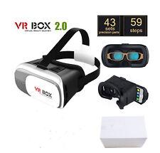Gafas de Realidad Virtual 3D HD VR BOX 2.0 Version PRO + Mando Joystick 4315