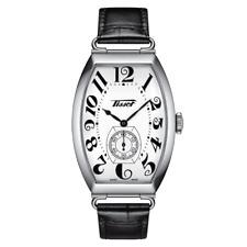 New Tissot Heritage Porto Mechanical White Dial Men's Watch T128.505.16.012.00