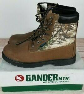 Gander Open Season Upshot Men's 400gr Insulated Hunting Boots Waterproof Sz 13