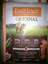 Instinct Original Grain Free Recipe Natural Dry Cat Food By Nature'S .