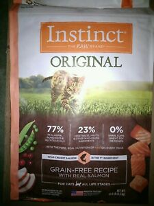 Instinct Original Grain Free Recipe Natural Dry Cat Food By Nature'S .