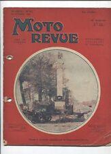 Moto Revue N°502  ; 22  octobre  1932 :  le salon de la moto