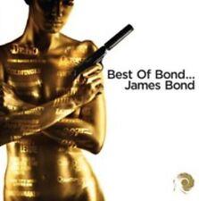 Best of Bond...james Bond Various Artist CD 50 Track 2 Disc Deluxe Edition SE
