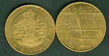 1 1/2 EURO  TEMPORAIRE DES VILLES DE MILLAU  1997  ETAT  NEUF