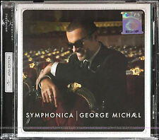 GEORGE MICHAEL Symphonica 2014 MALAYSIA ASIA EDITION CD + 16-PAGES BOOKLET RARE