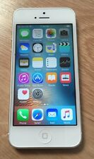 Apple iPhone 5 White & Silver 32Gb AT&T ATT