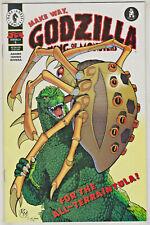 GODZILLA KING OF THE MONSTERS#5 VF/NM 1995 DARK HORSE COMICS