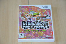 Jeu Nintendo Wii Kid Paddle Lost in the Game - VF complet