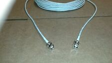 Belden 1855A HD-SDI Mini RG59 Video Cable 4.5 GHZ  BNC Male to BNC Male 75 ft.
