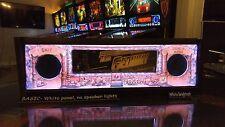 Jack Bot JB -Lighted Pinball LED Speaker Panel -BASIC
