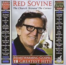 Red Sovine - Heartwarming Gospel: 18 Greatest Hits [New CD]