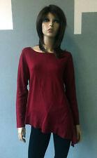 Leichter Damen Pullover von B.C. Best Connections rot Größe 38