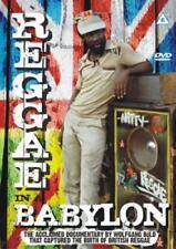 Reggae In Babylon DVD VIDEO MOVIE movement in British U.K. Rastifari documentary