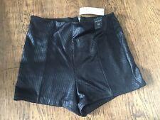 BNWT river island High Waist Hot Pants Size 12