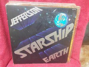 JEFFERSON STARSHIP EARTH(ORIG 1978 GRUNT No BXK1 2515)L.P.