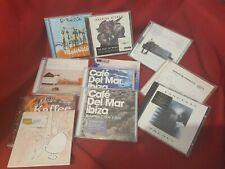 Chillout - CD-Sammlung