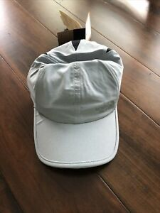 NORTH FACE Unisex Gray L/XL NEW WITH TAGS Flashdry Hat!!!