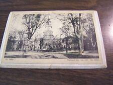 ANTIQUE - FOLD OUT - 13 PHOTO SOUVENIR ALBUM  - PHILADELPHIA PA  -   POST CARD