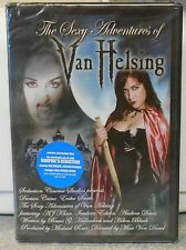Sexy Adventures Of Van Helsing (DVD, 2004) VERY RARE HORROR COMEDY BRAND NEW