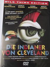 Die Indianer von Cleveland - Charlie Sheen, Wesley Snipes, Tom Berenger - OVP!!!