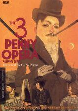The Threepenny Opera / Die 3 Groschenoper (1931) DVD (Sealed)