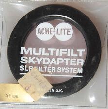 48mm Skylight - Acme-Lite - Photo Filter - U.K. Multifilt Skydapter - NEW