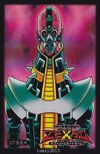 Yu-Gi-Oh!Card Deck Protectors Jinzo Card Sleeves 50 Count Pack