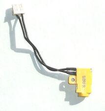 USA SELLER: NEW Official PSP-3001 PSP-3000 Yellow AC Power Input Part