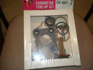 "CARBURETOR KIT, FORD & MERCURY 4CYL. 122"", 140"", f / 74-76"