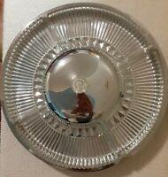 Vintage Kromex 7-Piece Chrome Plated & Glass Mid-Century Lazy-Susan Server Tray