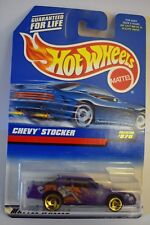 1998 Mattel Hot Wheels Chevy Stocker