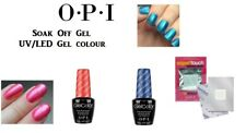 OPI Soak Off Gel UV Nail Polish Colour & Base/Top Coat Genuine Product -15ml