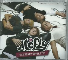 MCFLY - THE HEART NEVER LIES / UMBRELLA 2007 UK CD1 HARRY JUDD DANNY JONES