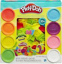 Play-Doh Numbers Letters 'n Fun Set