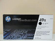 GENUINE HP Q5949X 49X TONER CARTRIDGE LASER JET 1320 3390 3392 BRAND NEW