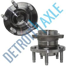 Set of (2) New REAR Complete Wheel Hub and Bearing Assembly for Edge MKX - AWD