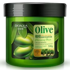 BIOAQUA Olive Oil Hair Mask Hair Care Product Moisturizing Deep Repair Frizz For