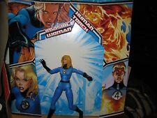 "Sue Storm 6"" figure Invisible woman 2pk Marvel Legends Hasbro Fantastic 4 four"