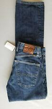 LUCKY BRAND Men 221 Original Straight Italian Cotton Denim Jean - 29x32 Blue