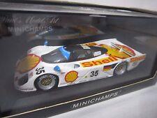 DV5069 MINICHAMPS PORSCHE 962 GT SHELL LE MANS 1994 1/43 430946435 BOITE