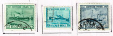 Belgium Historical Ships Oostende-Dover Line set 1946