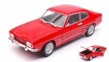 Ford Capri 1969 Red 1:24-27 Model 24069R WELLY