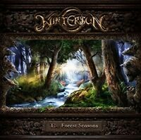 WINTERSUN - THE FOREST SEASONS   CD NEW+